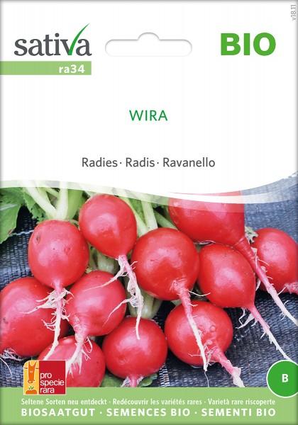 Radieschen WIRA
