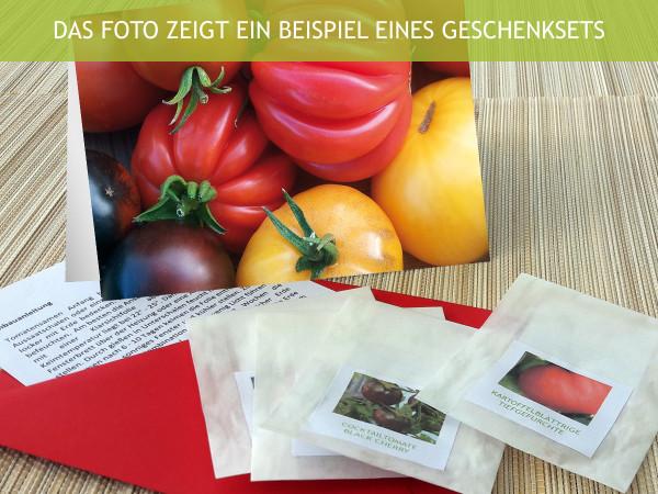 Samenset Tomatenvielfalt