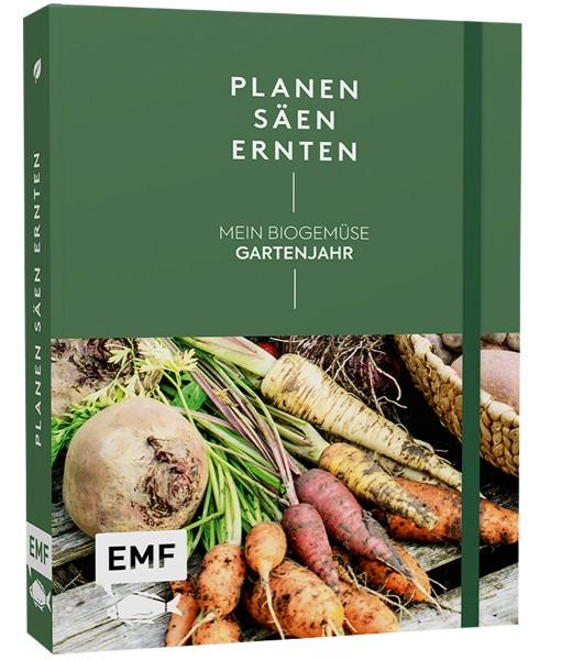 """Kalenderbuch """"Mein Biogemüse-Gartenjahr"""""""