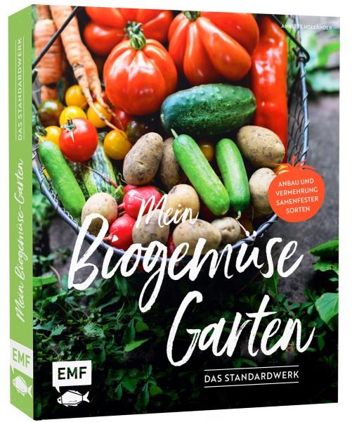 """Buch """"Mein Biogemüse-Garten"""""""