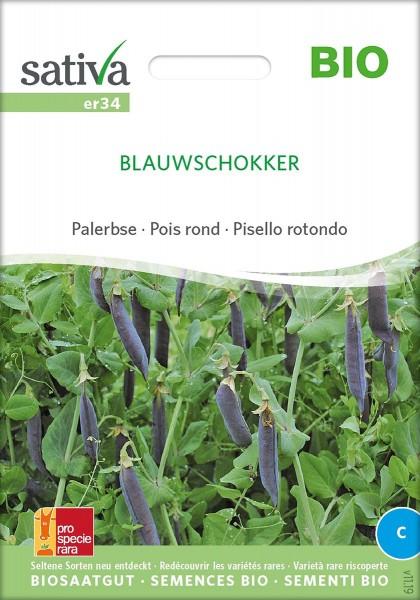 Palerbse BLAUWSCHOKKER