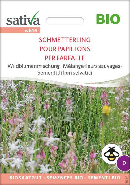 Wildblumenmischung SCHMETTERLING